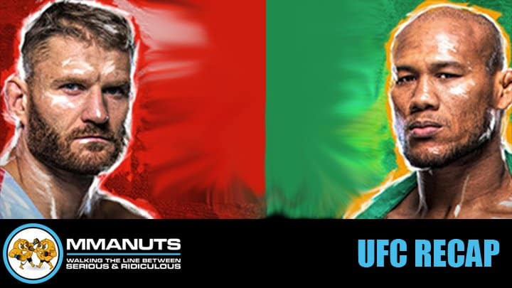 UFC Results | MMANUTS MMA Podcast | EP # 452