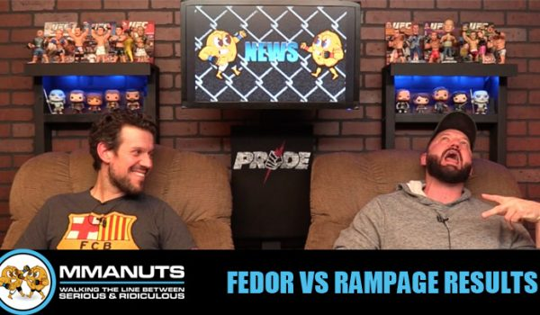 fedor vs rampage