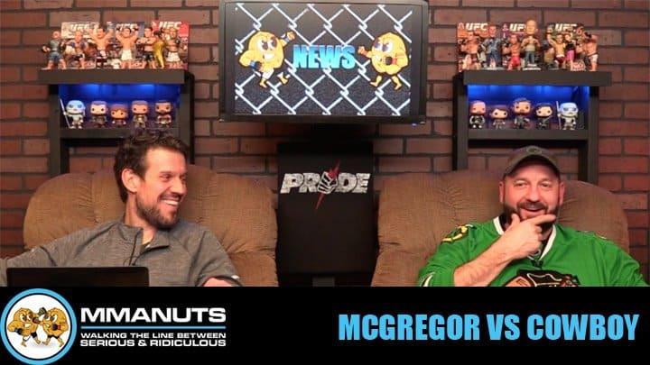 McGregor vs Cowboy | UFC 246 Preview | MMANUTS MMA Podcast | EP # 458
