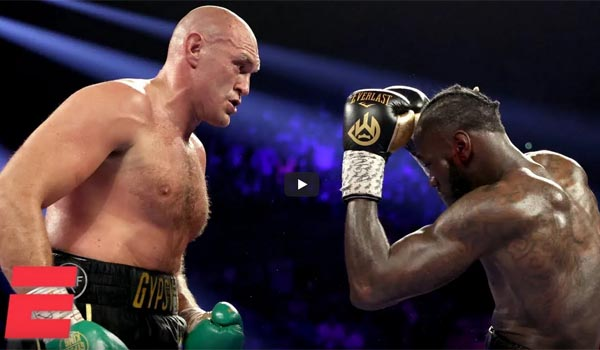 Tyson Fury vs Deontay Wilder 2