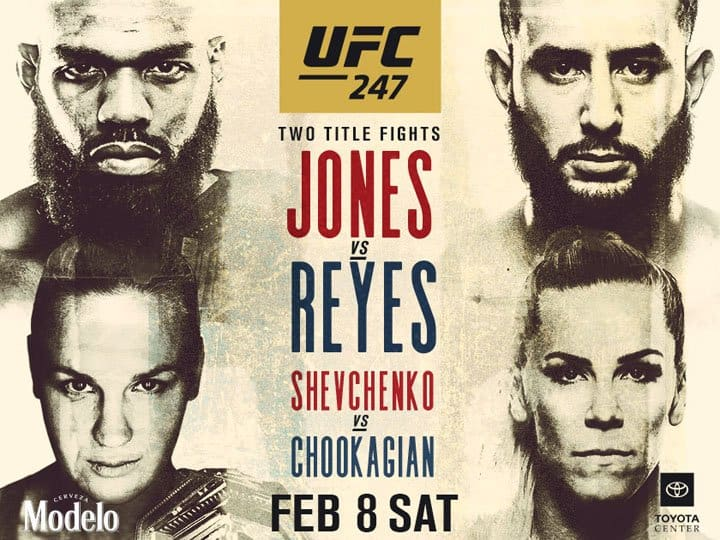 UFC 247 Predictions