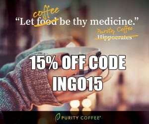 Purity Coffee Coupon