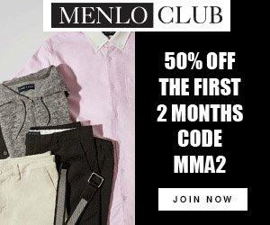 menlo club coupon