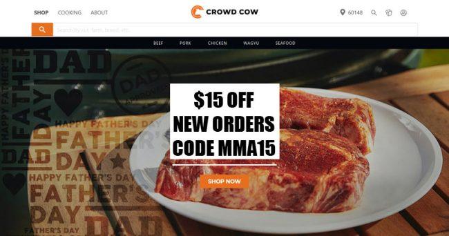 Crowd Cow Promo Code