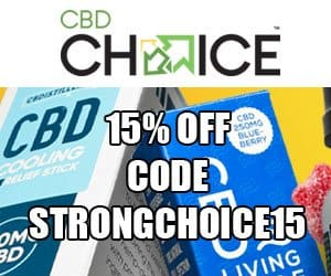 CBD Choice Coupon