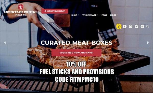 Mountain Primal Meat Promo Code