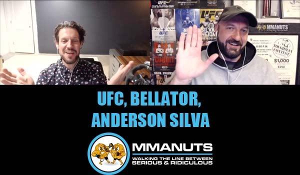 UFC, Bellator, Anderson Silva | MMANUTS MMA Podcast | EP # 488