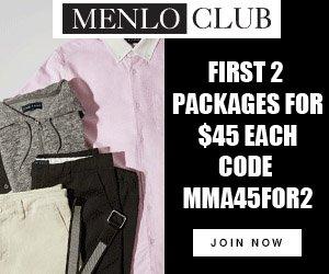 menlo house coupon