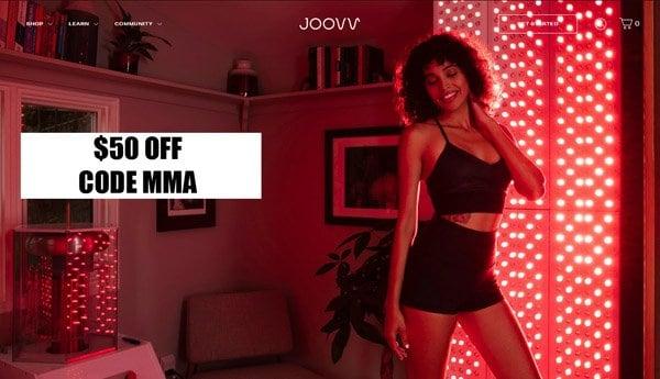 Joovv Promo Code